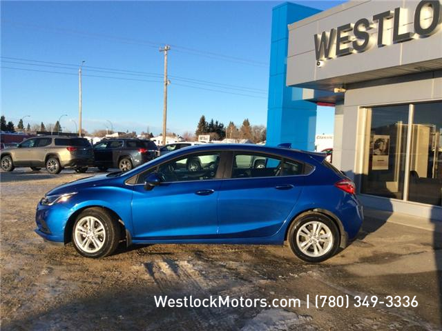 2018 Chevrolet Cruze LT Auto (Stk: 18T46A) in Westlock - Image 2 of 21
