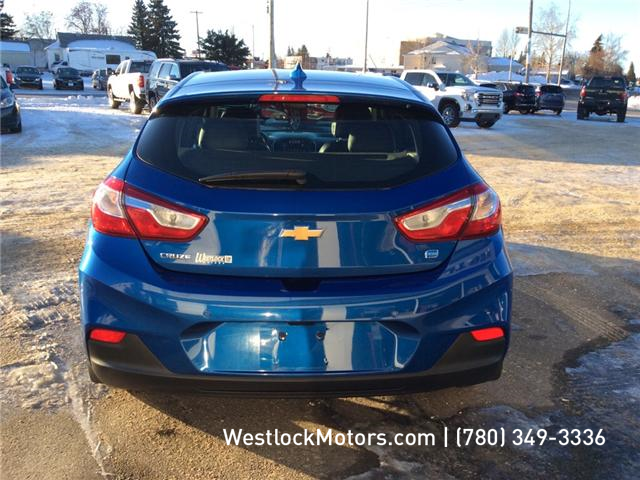 2018 Chevrolet Cruze LT Auto (Stk: 18T46A) in Westlock - Image 4 of 23