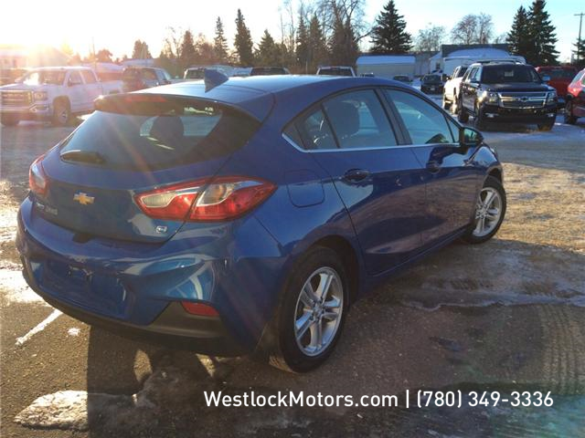 2018 Chevrolet Cruze LT Auto (Stk: 18T46A) in Westlock - Image 6 of 23