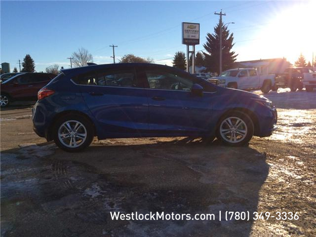 2018 Chevrolet Cruze LT Auto (Stk: 18T46A) in Westlock - Image 7 of 23