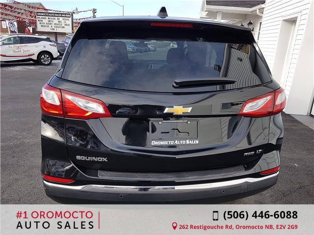 2018 Chevrolet Equinox 1LT (Stk: 765) in Oromocto - Image 3 of 13
