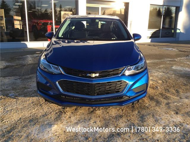 2018 Chevrolet Cruze LT Auto (Stk: 18T46A) in Westlock - Image 9 of 23