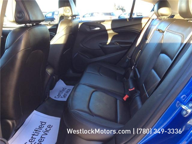 2018 Chevrolet Cruze LT Auto (Stk: 18T46A) in Westlock - Image 10 of 23