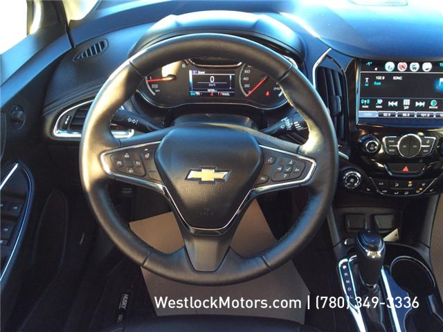 2018 Chevrolet Cruze LT Auto (Stk: 18T46A) in Westlock - Image 12 of 23