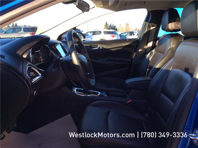 2018 Chevrolet Cruze LT Auto (Stk: 18T46A) in Westlock - Image 13 of 23