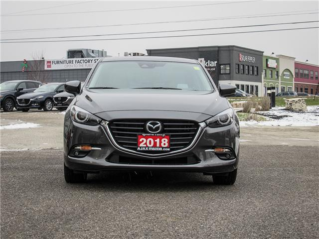 2018 Mazda Mazda3  (Stk: P5008) in Ajax - Image 2 of 21