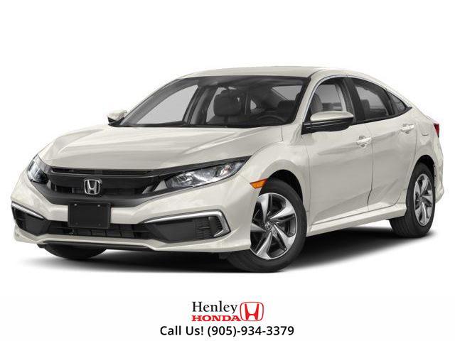 2019 Honda Civic LX (Stk: H17766) in St. Catharines - Image 1 of 9