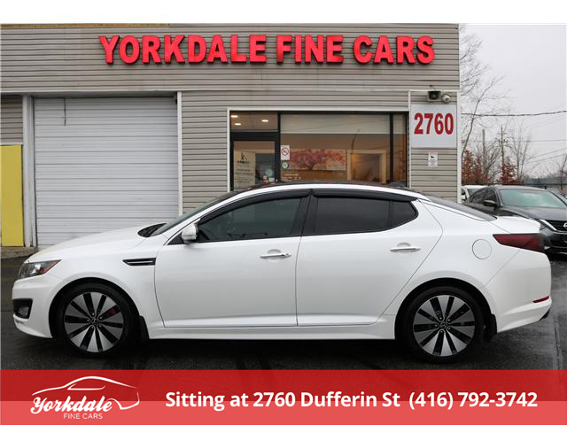 2012 Kia Optima SX (Stk: Y2 5419) in North York - Image 2 of 27