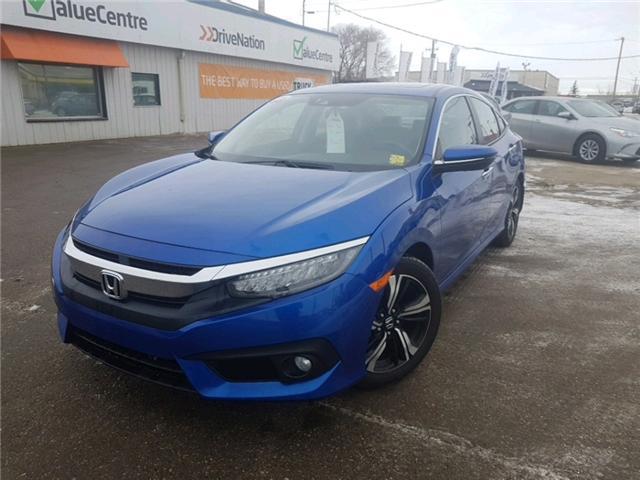 2016 Honda Civic Touring (Stk: A2520) in Saskatoon - Image 1 of 20