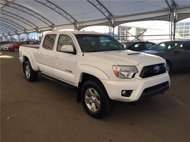 2014 Toyota Tacoma V6 (Stk: 152293) in AIRDRIE - Image 1 of 18