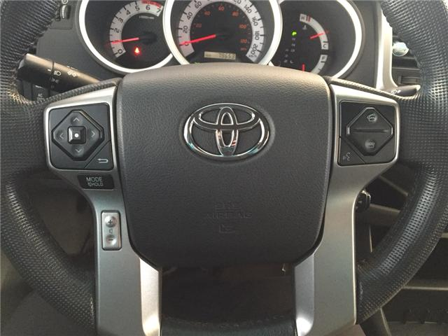 2014 Toyota Tacoma V6 (Stk: 152293) in AIRDRIE - Image 13 of 18