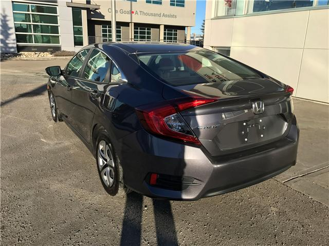 2016 Honda Civic LX (Stk: NE085) in Calgary - Image 6 of 17