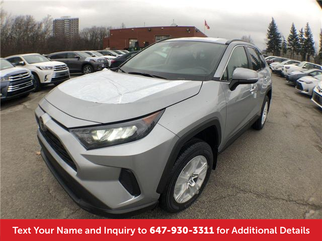 2019 Toyota RAV4 LE (Stk: K8286) in Mississauga - Image 1 of 19