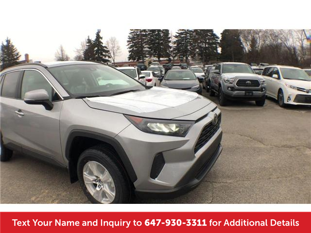 2019 Toyota RAV4 LE (Stk: K8286) in Mississauga - Image 2 of 19