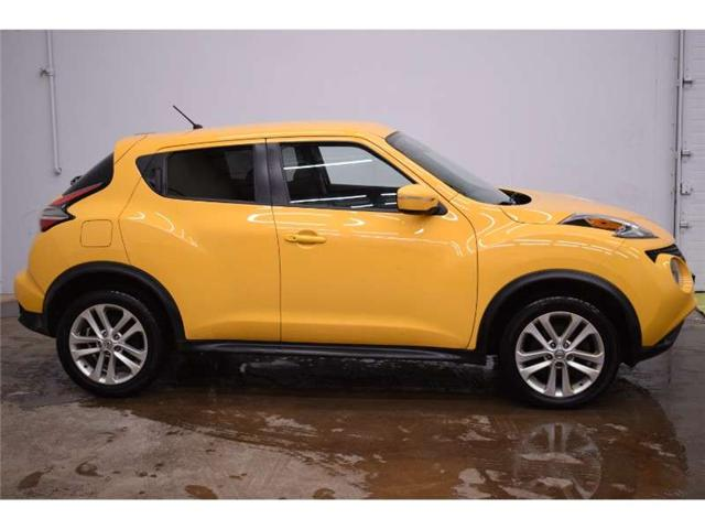 2016 Nissan Juke SV- HEATED SEATS * HANDSFREE * PUSH START (Stk: JEK117ABC) in Kingston - Image 1 of 30