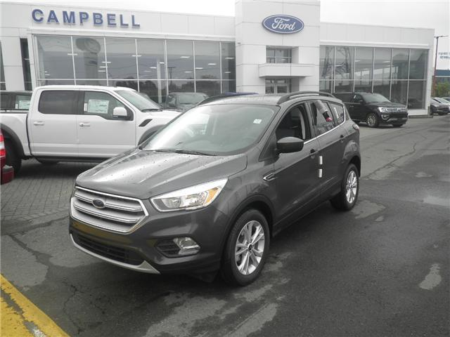 2018 Ford Escape SE (Stk: 1820200) in Ottawa - Image 1 of 11