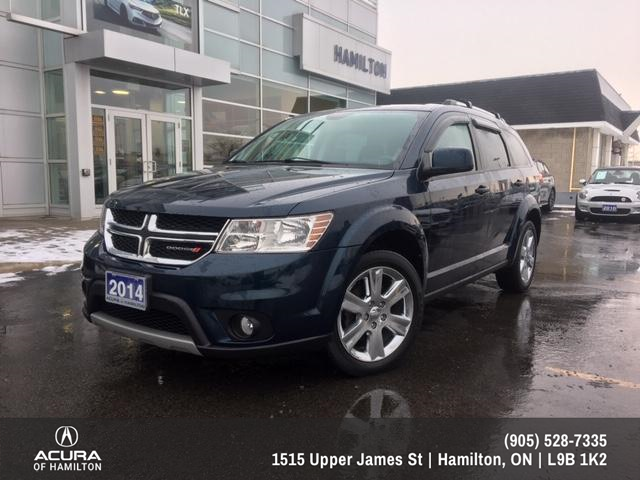 2014 Dodge Journey SXT (Stk: 1412442) in Hamilton - Image 1 of 21