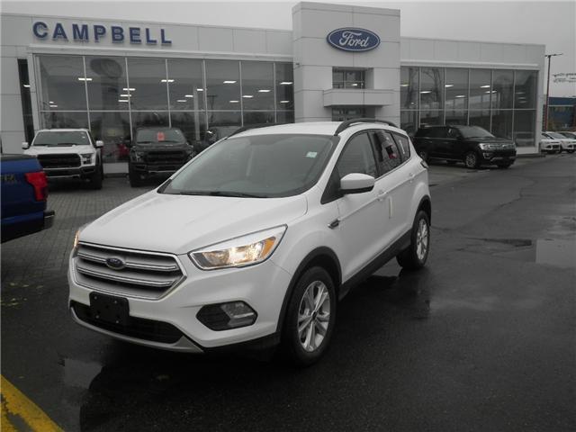 2018 Ford Escape SE (Stk: 1820510) in Ottawa - Image 1 of 11