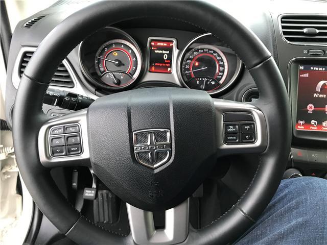 2017 Dodge Journey Crossroad (Stk: NE030) in Calgary - Image 10 of 19