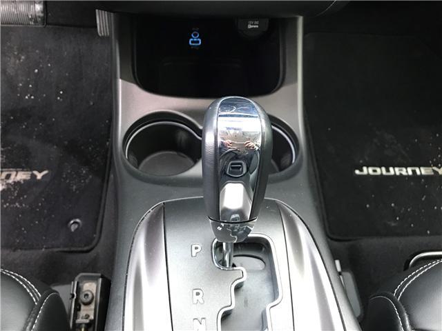 2017 Dodge Journey Crossroad (Stk: NE030) in Calgary - Image 12 of 19