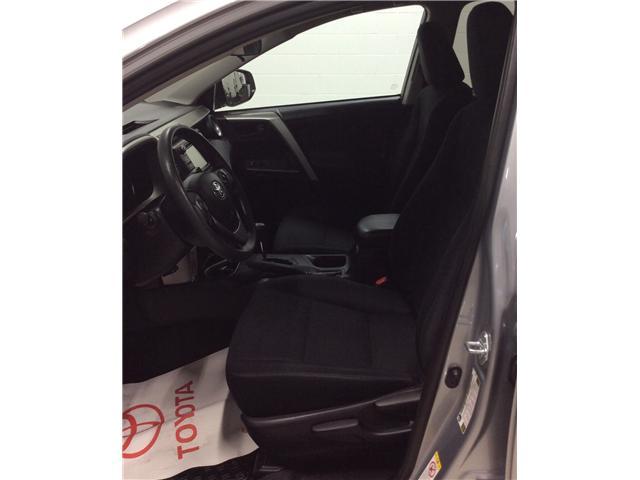2017 Toyota RAV4 LE (Stk: V18448A) in Sault Ste. Marie - Image 6 of 13