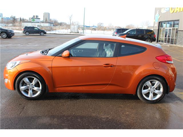 2013 Hyundai Veloster Tech (Stk: P1577) in Regina - Image 2 of 17