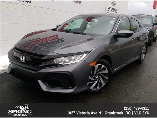 2019 Honda Civic LX (Stk: H00573) in North Cranbrook - Image 1 of 5