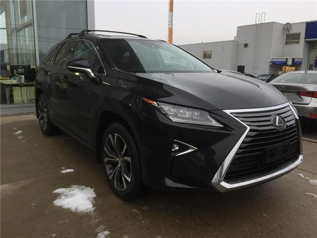2018 Lexus RX 350L Luxury (Stk: 006100T) in Brampton - Image 1 of 12