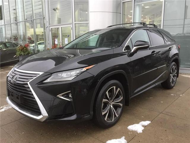 2018 Lexus RX 350L Luxury (Stk: 006100T) in Brampton - Image 5 of 12
