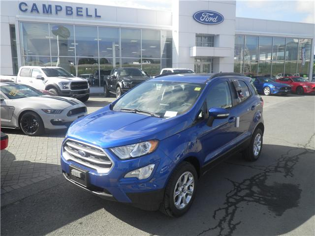 2018 Ford EcoSport SE (Stk: 1817720) in Ottawa - Image 1 of 11