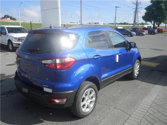 2018 Ford EcoSport SE (Stk: 1817720) in Ottawa - Image 5 of 11