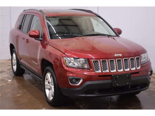 2017 Jeep Compass Sport 4x4- LEATHER * SUNROOF * SAT RADIO READY (Stk: B3012) in Kingston - Image 2 of 30