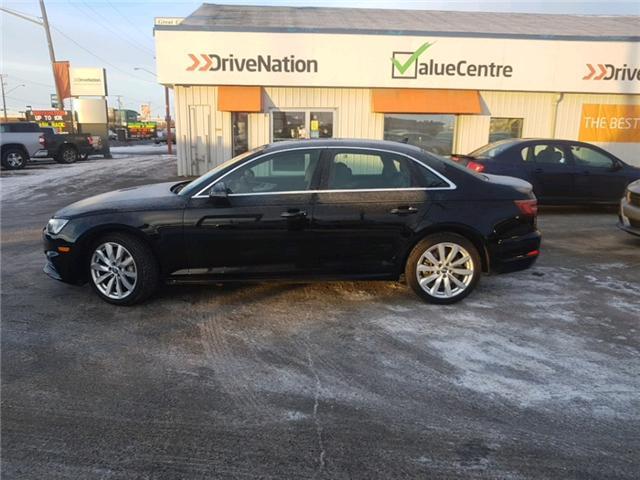 2018 Audi A4 2.0T Komfort (Stk: A2511) in Saskatoon - Image 2 of 22