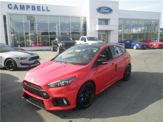 2018 Ford Focus RS Base (Stk: 1814120) in Ottawa - Image 1 of 13