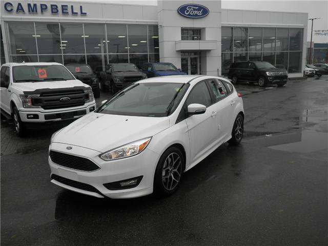 2018 Ford Focus SE (Stk: 1815300) in Ottawa - Image 1 of 11