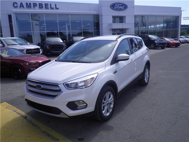 2018 Ford Escape SE (Stk: 1819060) in Ottawa - Image 1 of 12