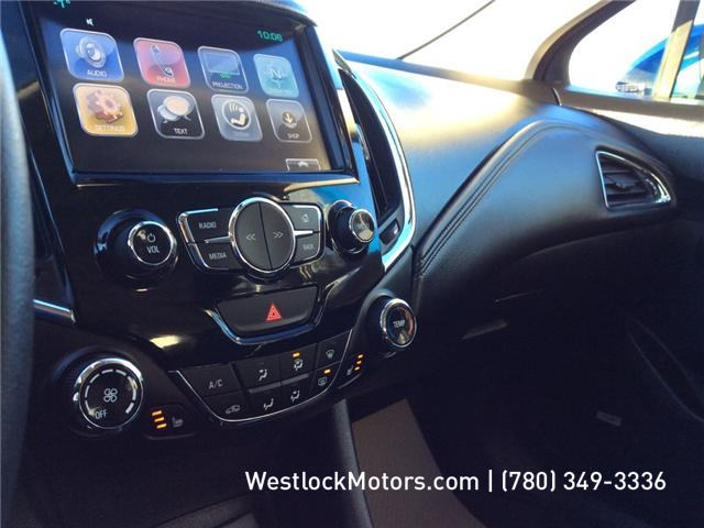 2018 Chevrolet Cruze LT Auto (Stk: 18T46A) in Westlock - Image 23 of 23