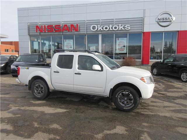 2018 Nissan Frontier PRO-4X (Stk: 8255) in Okotoks - Image 1 of 22