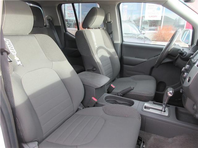 2018 Nissan Frontier PRO-4X (Stk: 8255) in Okotoks - Image 2 of 22