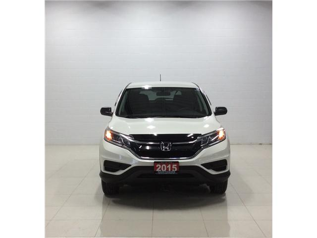 2015 Honda CR-V LX (Stk: V18447A) in Sault Ste. Marie - Image 2 of 14