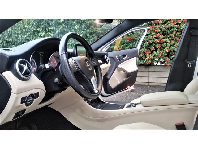 2015 Mercedes-Benz GLA-Class Base (Stk: G0036) in Abbotsford - Image 12 of 23
