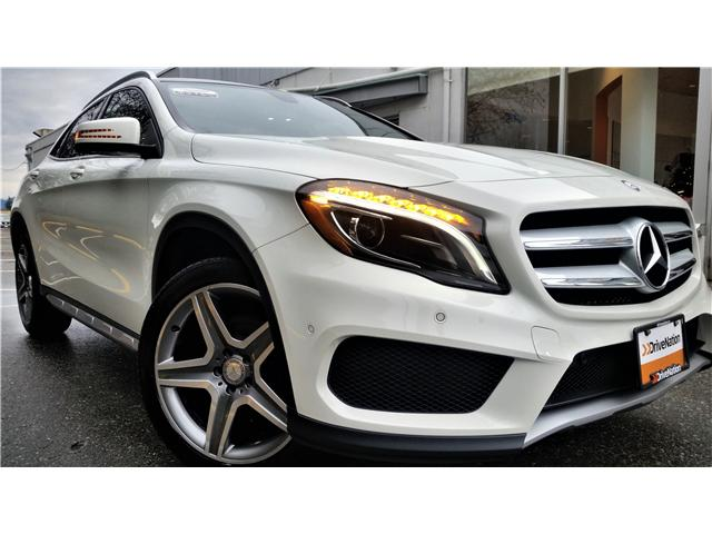 2015 Mercedes-Benz GLA-Class Base (Stk: G0036) in Abbotsford - Image 4 of 23