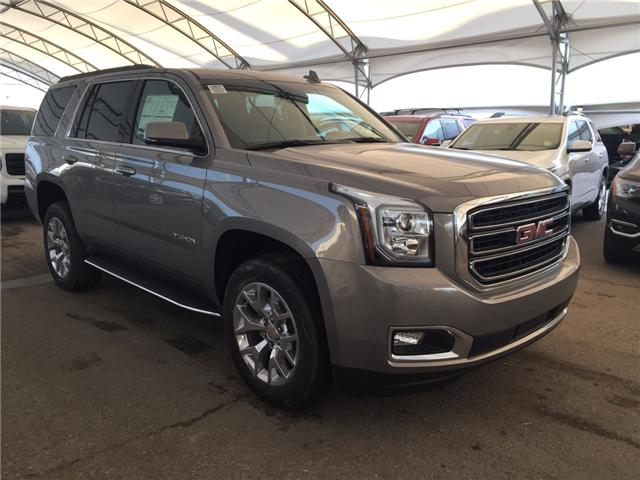 2019 GMC Yukon SLT (Stk: 170767) in AIRDRIE - Image 1 of 28