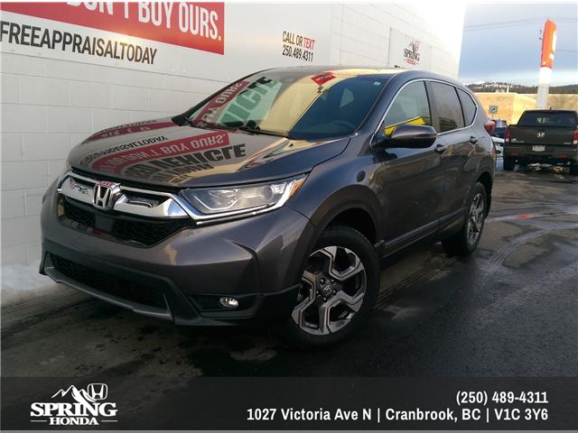 2019 Honda CR-V EX-L (Stk: H02364) in North Cranbrook - Image 1 of 7