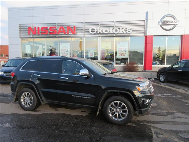 2014 Jeep Grand Cherokee Limited (Stk: 8259) in Okotoks - Image 1 of 23
