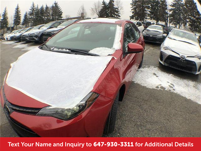 2019 Toyota Corolla LE (Stk: K3291) in Mississauga - Image 1 of 15