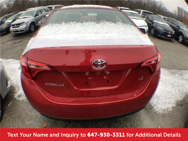 2019 Toyota Corolla LE (Stk: K3291) in Mississauga - Image 2 of 15