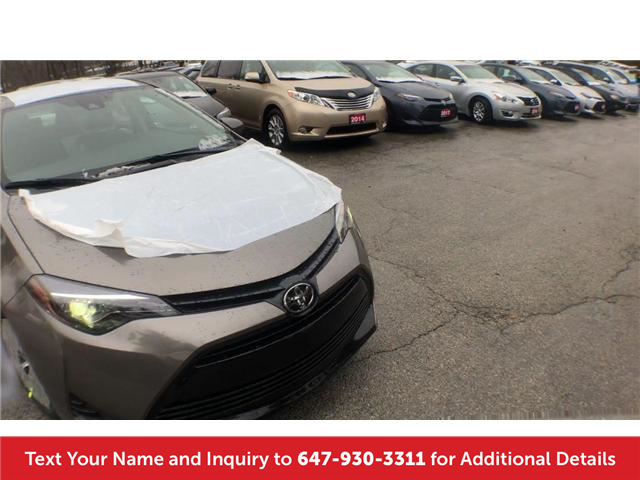 2019 Toyota Corolla LE Upgrade Package (Stk: K3290) in Mississauga - Image 2 of 20