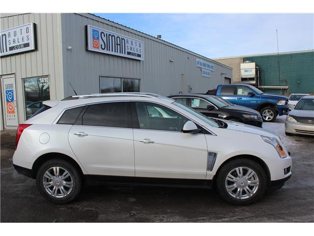 2013 Cadillac SRX Premium Collection (Stk: C2542) in Regina - Image 2 of 17