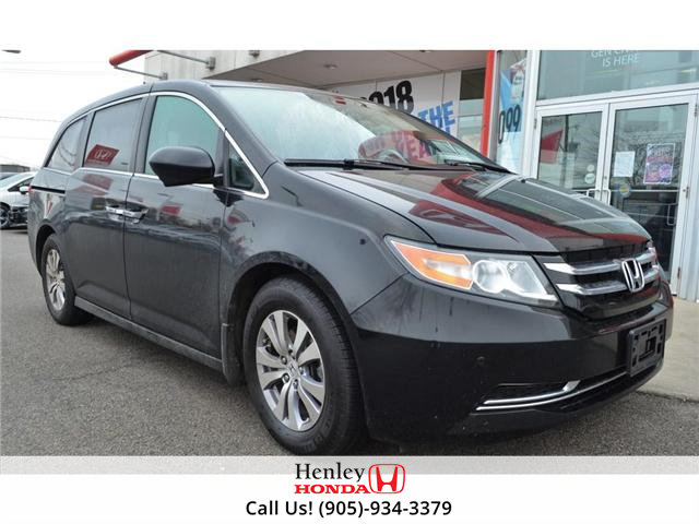 2016 Honda Odyssey EX-L w/RES (Stk: R9249) in St. Catharines - Image 2 of 28